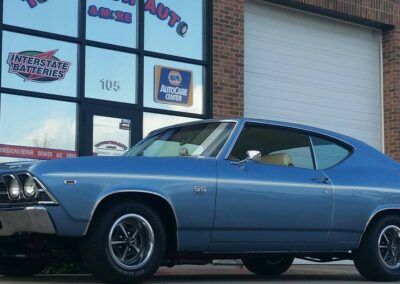 Chevrolet Chevelle SS at Top Notch Auto