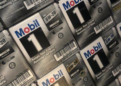 We Recommend Mobile 1 Advanced Full Synthetic Oil
