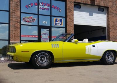 Auto Repairs On Classic Cars at Top Notch Auto
