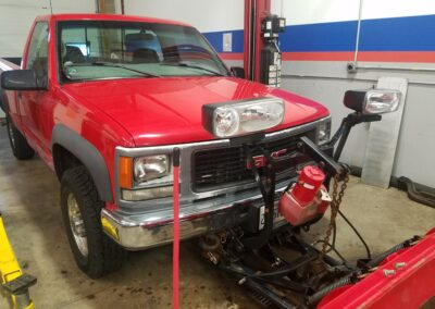 Truck Repairs Done at Top Notch Auto & More