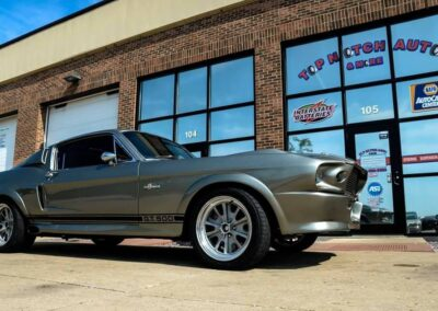 Ford Mustang Shelby GT500 at Top Notch Auto