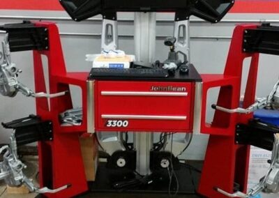 Worry Free Diagnostic Wheel Alignment at Top Notch