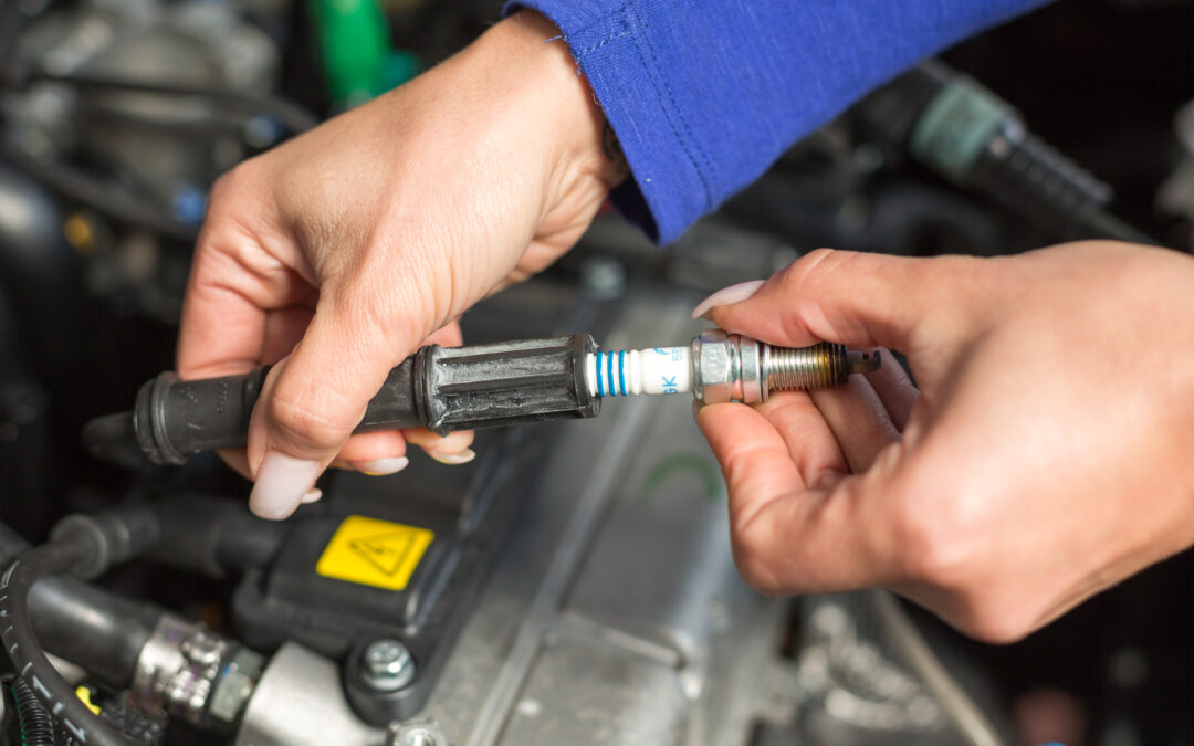 CHANGING SPARK PLUGS IS ESSENTIAL MAINTENANCE